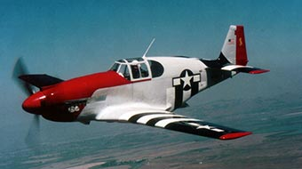 "P-51 Mustang ""Magnificent Obsession"""