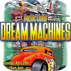 Pacific Coast Dream Machines free mobile app