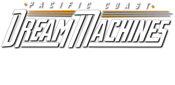 Pacific Coast Dream Machines, The Coolest Show on Earth, April 26th, 10am to 4pm, Half Moon Bay Airport