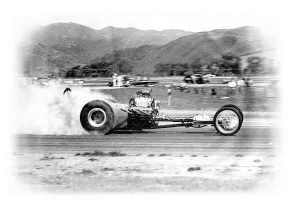 Jim McLennan Champion Speed Shop Dragster