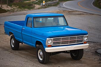 1972 Ford F 250