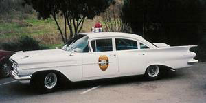 1959 Chevrolet Biscayne, Pacifica Police