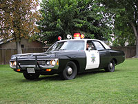 1971 Dodge Polara, Santa Clara County Sheriff