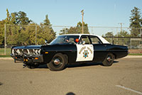 1969 Dodge Polara, California Highway Patrol