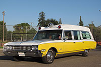 1966 Oldsmobile Ambulance