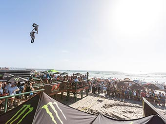 freestyle motocross Cal Valone
