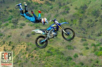 freestyle motocross Destin Cantrell