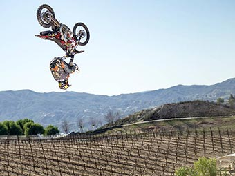 freestyle motocross Jimmy Fitzpatrick