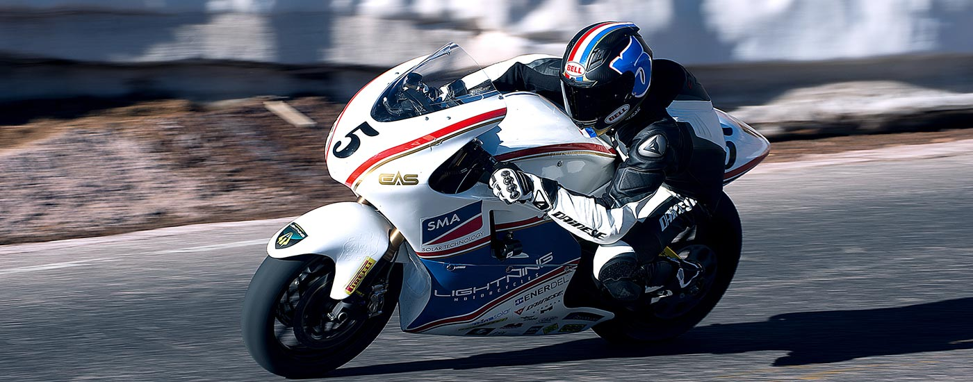 world's fastest electric motorcycle - Lightning Motorcycles