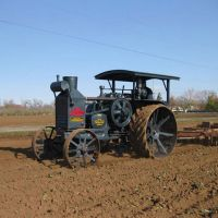 1929 Rumely Oil Pull