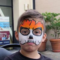 Abracadabra Face Painting