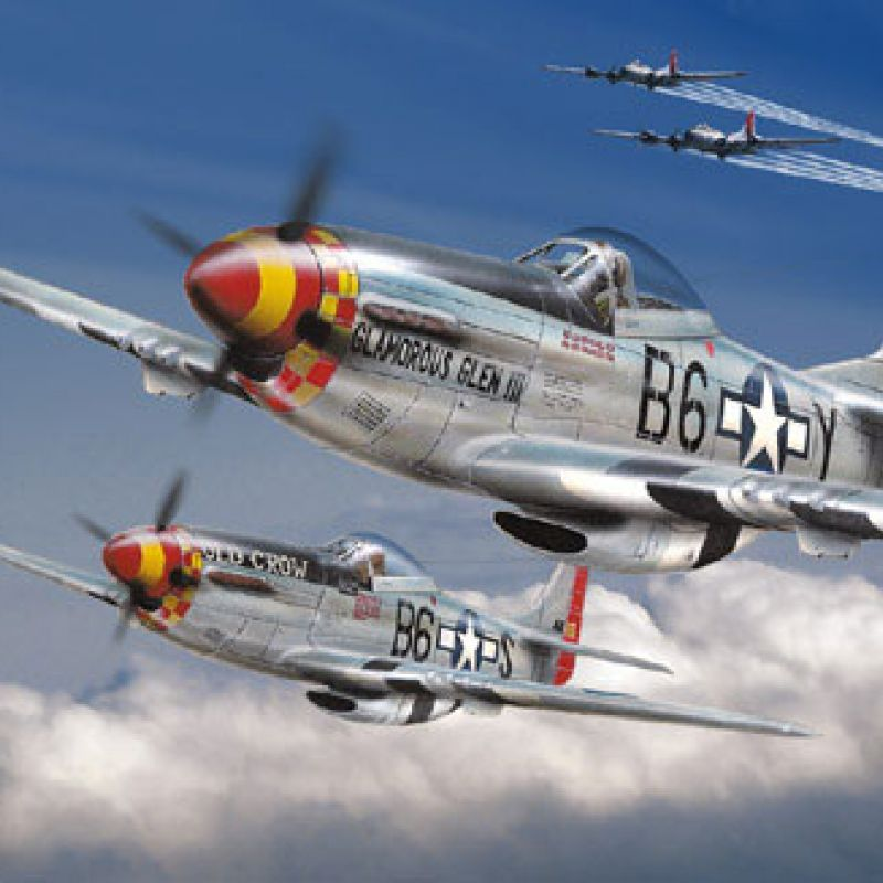 P-51 Mustang Madness