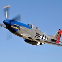 California Warbirds Air Museum's P-51D
