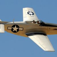 Steven Coutches' H-model P-51 Mustang