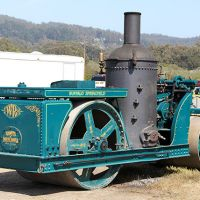 Roots of Motive Power Buffalo Springfield Steam Roller