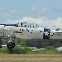 California Warbirds Air Museum's T-6 Texan