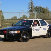 2007 Ford Crown Victoria, Inglewood Police Dept.