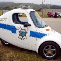 Electric Sparrow, San Mateo County Sheriff's Dept.