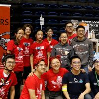 Iron Panthers FIRST Robotics team from Burlingame
