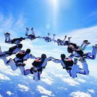 Expert Skydiving Team