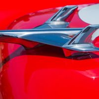 Ford Thunderbird hood ornament